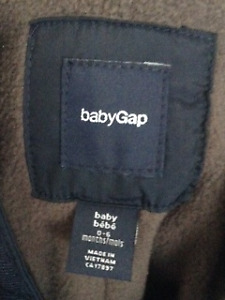 Baby Gap Winter Snowsuit Outerwear (Size: 0-6 months)