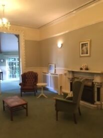 Rooms available for all creatives-Victorian manor house
