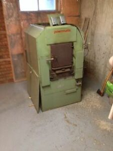 Electric/wood furnace