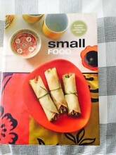 Small Food - Cook Book Gailes Ipswich City Preview