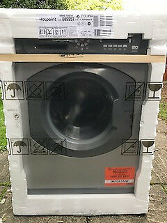 Hotpoint WMAO 743G Washing Machine, Graphite, Brand New (can deliver) NO OFFERS PLEASE!