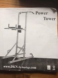 ANY OFFERS considered DKN Power Tower (Amazon £153) exercise tower