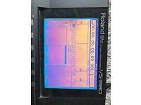 Roland VS1880 Digital Multi track recorder