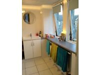 One bedroom furnished flat to rent in Cessnock. 1 minute walk to the underground.