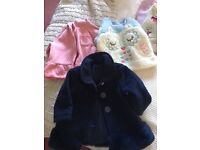 Clothing bundle for baby girl size 6-9 months very good condition (most are next clothing).