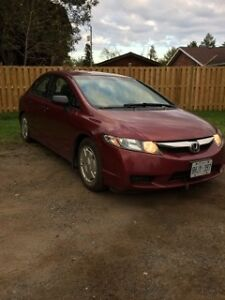 2009 Honda Civic Sedan - REDUCED TO $7,900 (firm)