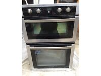 unused double oven