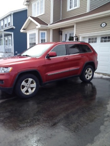 2011 Jeep Grand Cherokee SUV 4X4
