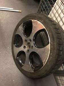 4 winter tire with mag