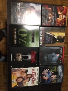 DVDs PRICED TO SELL