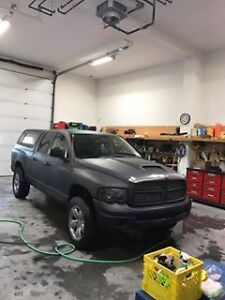2005 Dodge Power Ram 1500 hemi crew cab 4x4 $6,500