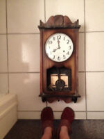 Grandfather wall clock buy sell items tickets or tech in ontario kijiji classifieds - Wall mounted grandfather clock ...