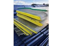 Polycarbonate Triwall Roofing Sheets