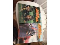 Two Cub Scout Annuals 1984 and 1985