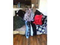 11-12yrs girls large bundle designer