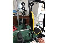 Everlast multi gym weights resistance