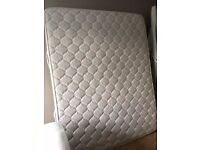 Secondhand King Size mattress for sale, great condition