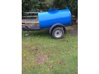 Water Bowser 1000 Litres