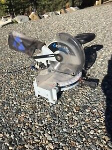 "Delta 10"" Compound Miter Saw"