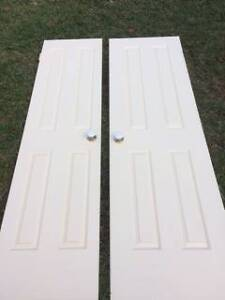 Interior doors with handles - Great condition Mount Riverview Blue Mountains Preview
