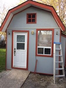Custom Made Shed for sale 9x12