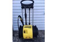 Powerful Karcher 550 Power washer