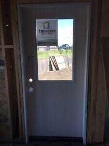 Brand new Durabuilt Exterior Door