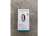 Fitbit Alta HR (Rose Gold Series) Like new. £60 hardly used, £130 when new.