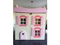 Dolls House - Pink - £25