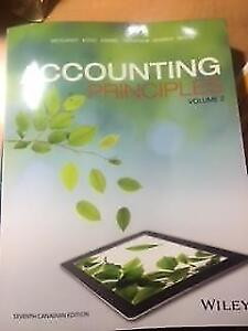 BRAND NEW!!! Accounting Principles  WITH WILEY PLUS INCLUDED
