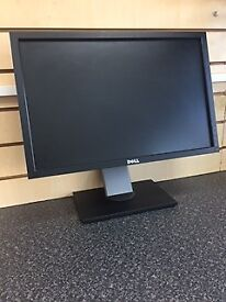 """DELL LCD 22"""" HD WIDE SCREEN MONITOR (DISPLAY PORT)"""