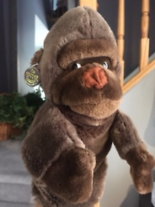 Vintage Heritage Collection Gorilla Hand Puppet