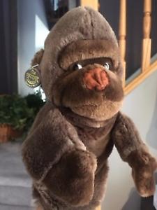 Vintage Heritage Collection Gorilla Hand Puppet