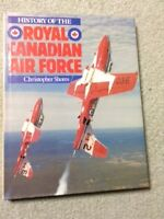 History of the Royal Canadian Air Force -- lovely book
