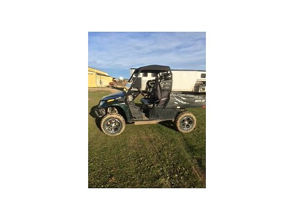 Used 2014 Arctic Cat HDX Prowler