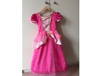 John Lewis Sleeping Beauty Dressing up - Costume (size 8 years)