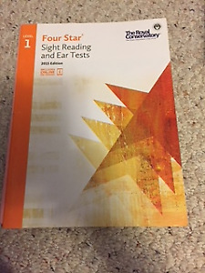 Royal Conservatory Books, Four Star Level 1 &2, $10/Each, 2015