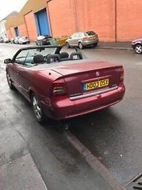 breaking astra convertible,may sell complete