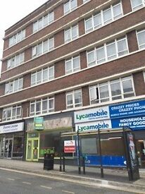 ***LET BY***1 ROOM-THOMPSON HOUSE-STAFFORD STREET-HANLEY-LOW RENT-NO DEPOSIT-BILLS INCLUDED-
