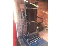 Folding Treadmill - Horizon Fitness HTM 3000 electric treadmill