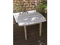 Garden table, small