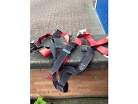 SAFETY HARNESS INCL. TOOL BAG