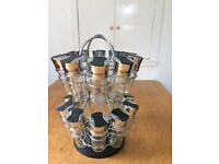 20 Jar John Lewis Rotating Spice Rack