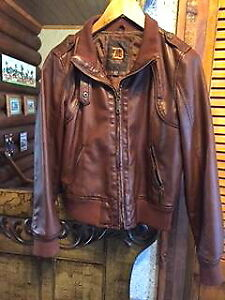 GREAT PRICE Faux leather coat
