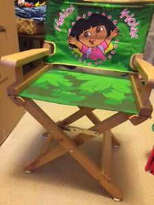 DORA EXPLORER Director's Chair