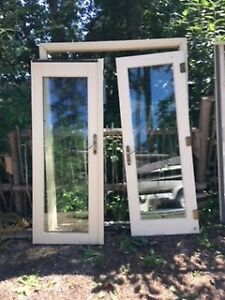 Exterior French Doors & Frame