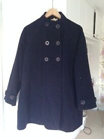 Jojo Maman Bebe maternity coat in excellent used condition