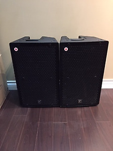 Yorkville Parasource PS10P Speakers