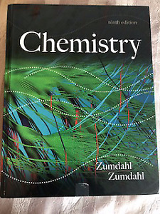 Zumdahl chemistry - manual -study guide- solutions - 9th edition
