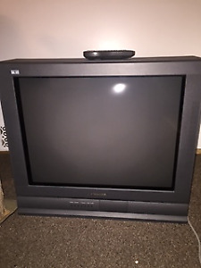 Panasonic colour TV 27""
